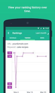 Mobil applikáció SEO szakembereknek