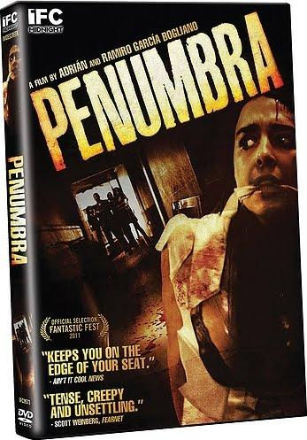 Penumbra DVDR NTSC Full Audio Español Latino 2011
