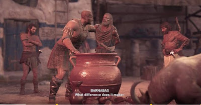 Best Ending Choices, Family, Diner Table, Decision, Answers, AC Odyssey