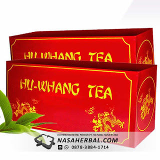 Hu-wang Tea, Teh Herbal Minuman Kesehatan