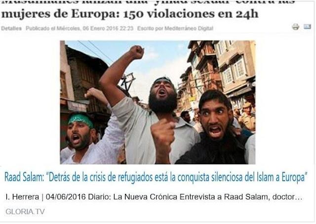 http://www.lanuevacronica.com/raad-salam-detras-de-la-crisis-de-refugiados-esta-la-conquista-silenciosa-del-islam-a-europa