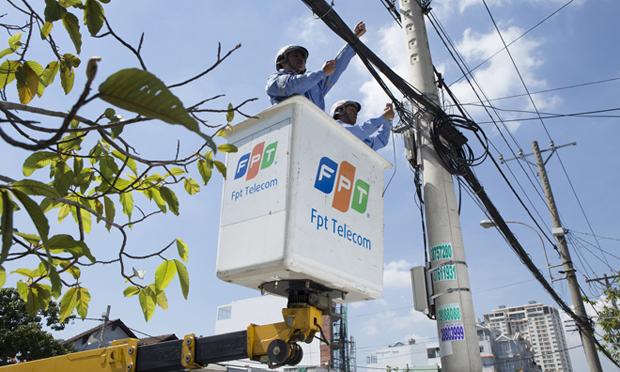 Thử nghiệm Công Nghệ 4G của FPT Telecom