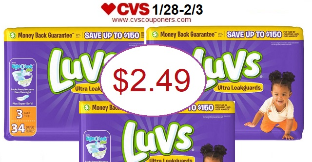 http://www.cvscouponers.com/2018/01/hot-pay-249-for-luvs-diapers-at-cvs-128.html