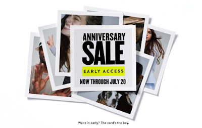 Nordstrom Anniversary Sale Early Access Preview