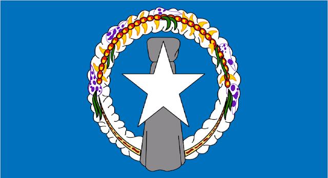 Bandera de la Comunidad de las Islas Marianas del Norte