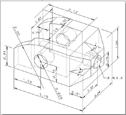 Technological Design: Orthographic Projection and