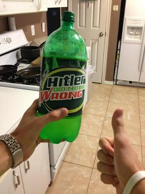 Troleo 4chan bebida Hitler no hizo nada malo