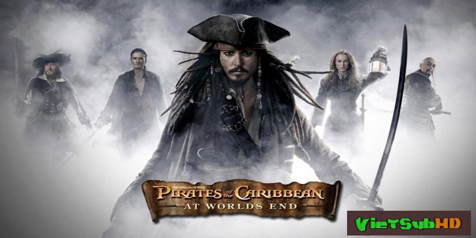 Phim Cướp Biển Vùng Caribbe (phần 3): Nơi Tận Cùng Thế Giới VietSub HD | Pirates Of The Caribbean: At World's End 2007