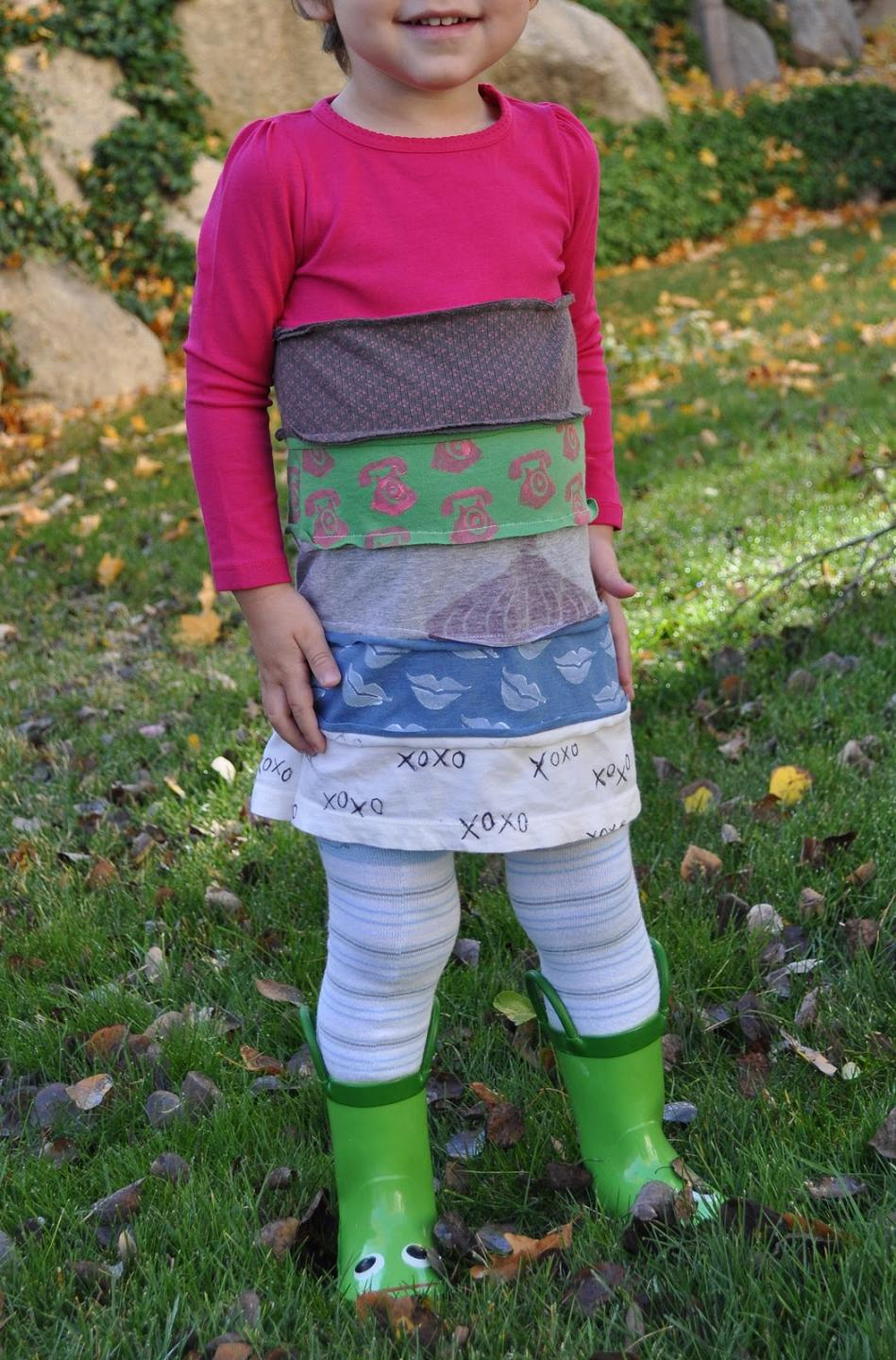 50 Ways to Reuse Your Old T-Shirts - Part 2.