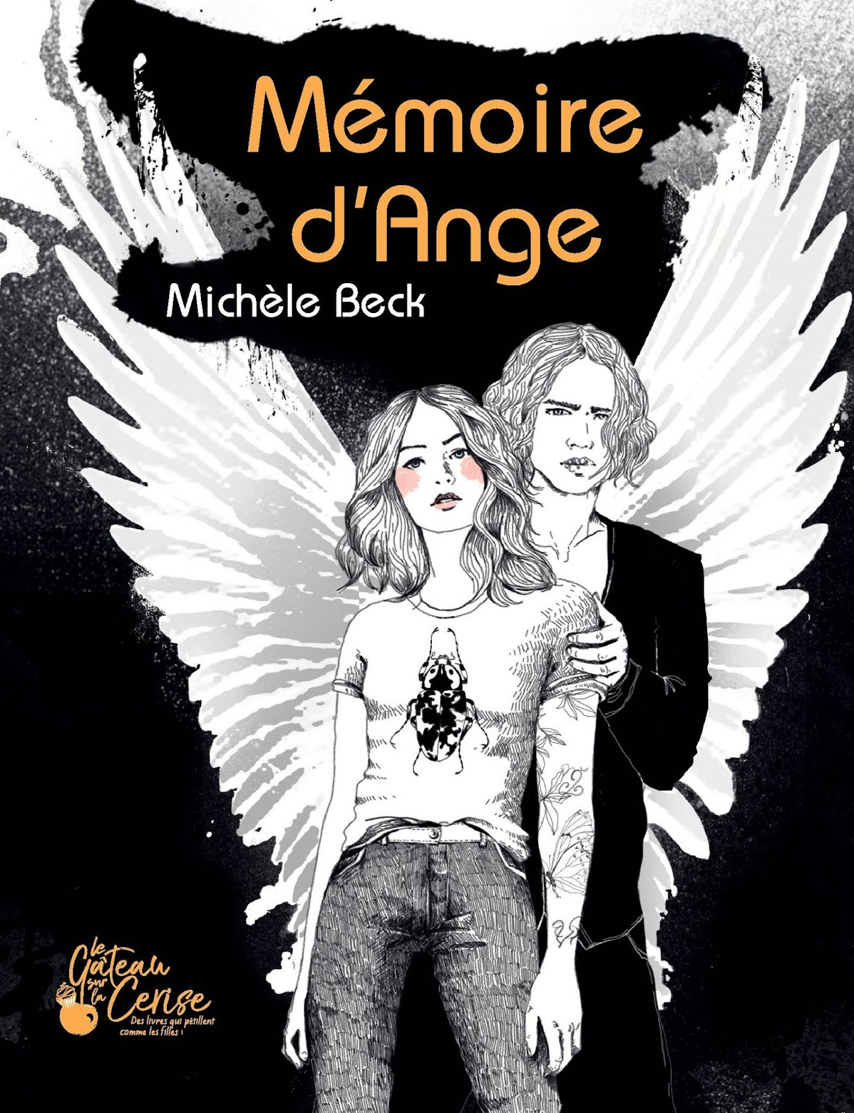 Mémoire d'ange, tome 1 : La potentielle de Michèle Beck