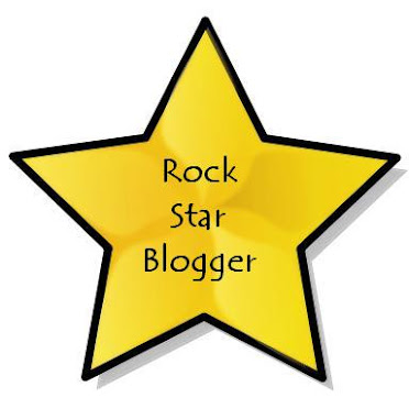 Rock Star Blogger Award