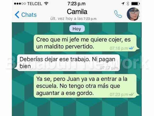 chats con mujeres