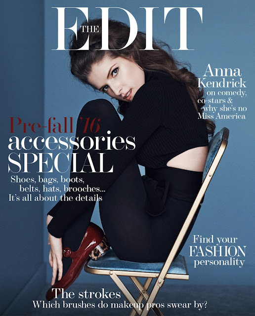Actress, Singer, @ Anna Kendrick - The Edit Magazine 2016