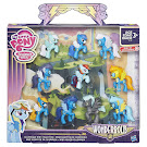 My Little Pony Cloudsdale Mini Collection Lightning Streak Blind Bag Pony