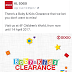 Wordless Wednesday | KL Sogo Baby & Kids Clearance