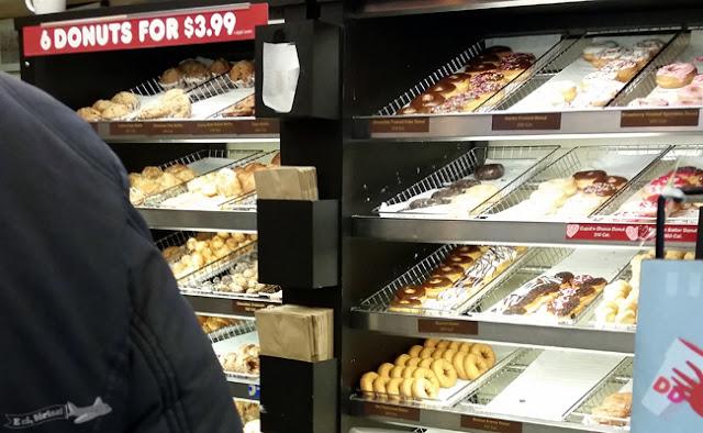 Dunkin Donut, Nova Iorque