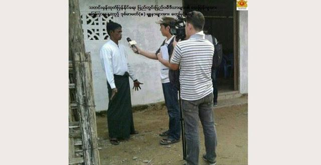 Pria Muslim Ditemukan Tewas Tanpa Kepala Setelah Wawancara Media di Myanmar