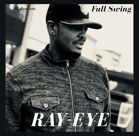 "RAY-EYE tells the history of hiphop with new cut ""Full Swing (The Influence)"""