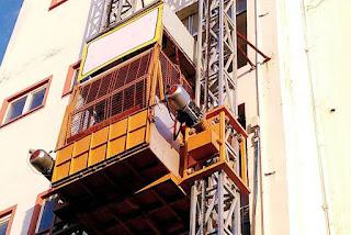 FREIGHT ELEVATORS ERY 3000