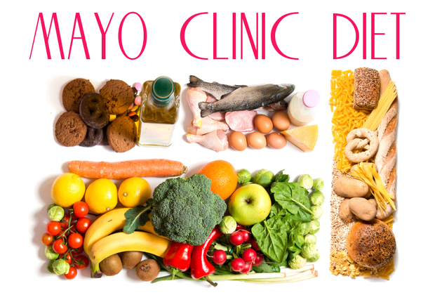 Mayo diet lose up to 7 pounds in 14 days