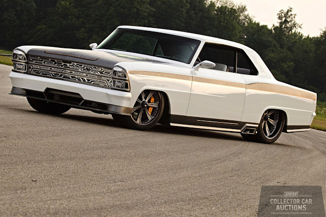 1967 Chevy Nova hot rod pictures gallery