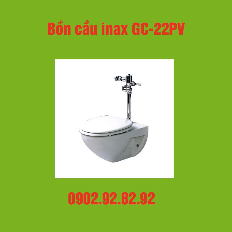 Giá, đặc điểm, địa chỉ bán bồn cầu Inax GC-22PV