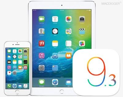 mise a jour iOS 9.3 يتسبب في مشاكل للمستخدمين و آبل ترد