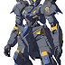 Fanart: ASW-G-63 Gundam Andras