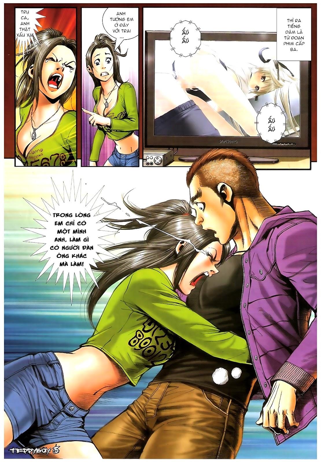 Người Trong Giang Hồ - Chapter 1377: Mượn đao giết người - Pic 4