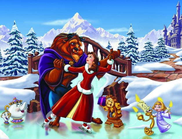 Christmas Wallpapers And Images And Photos: 3D Disney