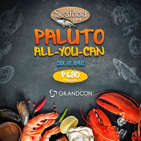Seafood City Paluto All You Can for P680 Only Grand Convention Center Cebu City Banilad Exotic Philippines Travel Blog Blogger