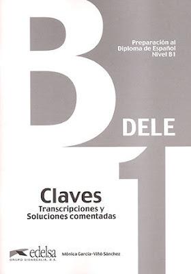 Download free ebook Preparation for the Diploma of Spanish DELE B1 - Keys pdf