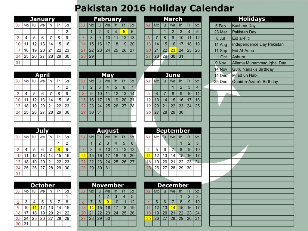 calendar 2016 uae, islamic calendar 2016 pdf, shia islamic calendar ...