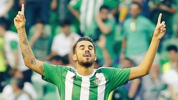 Dani Ceballos recuerda su debut con el Betis