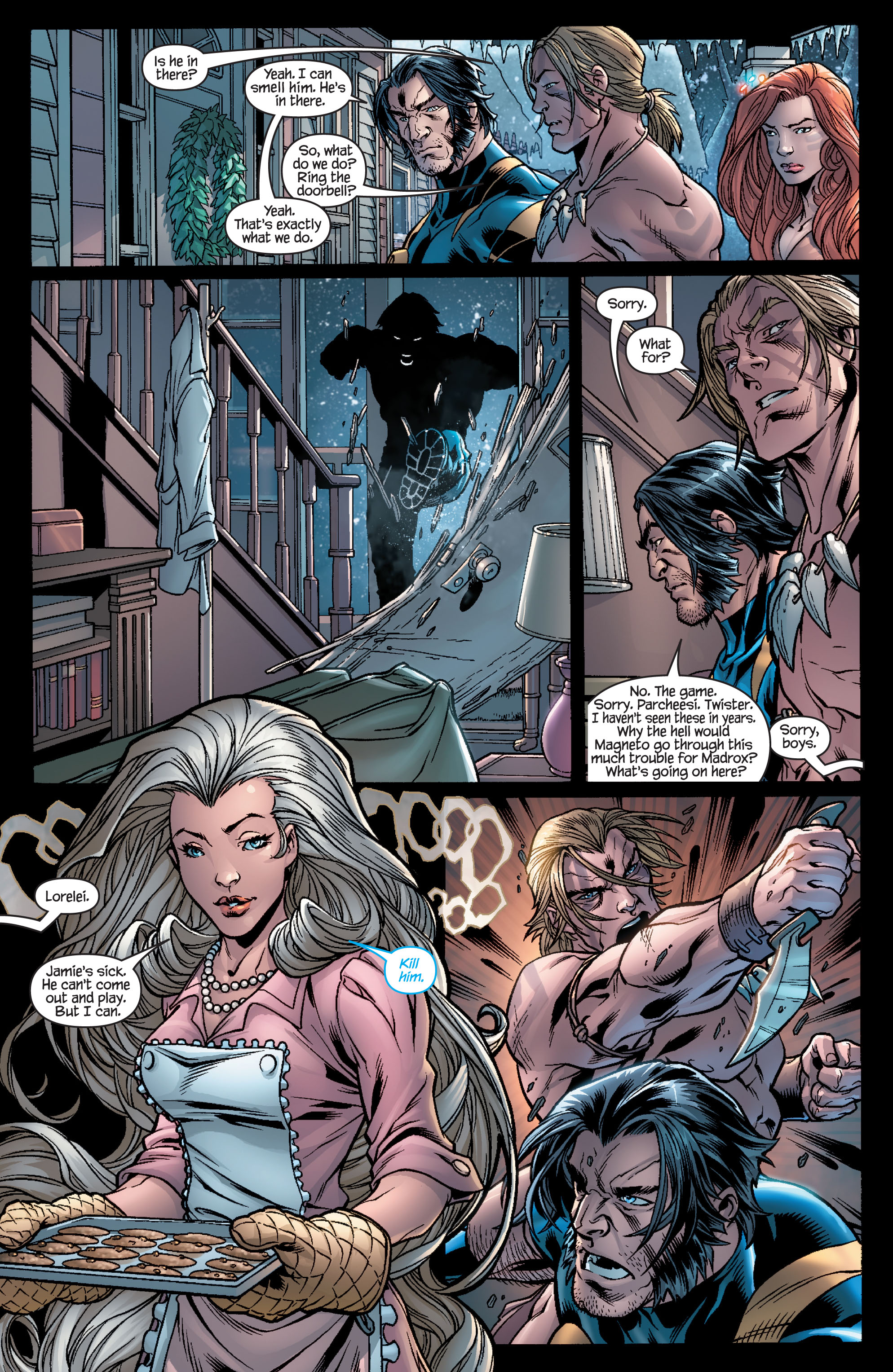 Read online Ultimate X-Men comic -  Issue #100 - 19