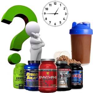 Los momentos del día donde es más recomendado tomar batidos de proteínas