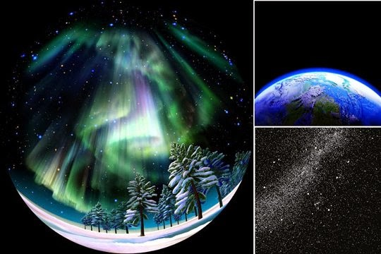 Coolest and Awesome Home Planetariums (15) 12