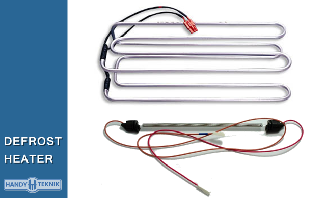 Cara memeriksa fungsi heater tanpa avometer