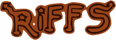 Logo banda Riffs
