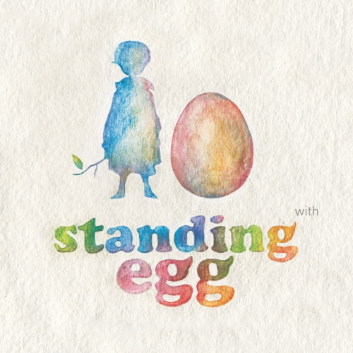 Standing Egg – With