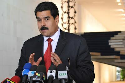 DITADOR COMUNISTA NICOLÁS MADURO AMEAÇA 'LUTA ARMADA CONTINENTAL' CASO OPOSIÇÃO TENTE TIRÁ-LO