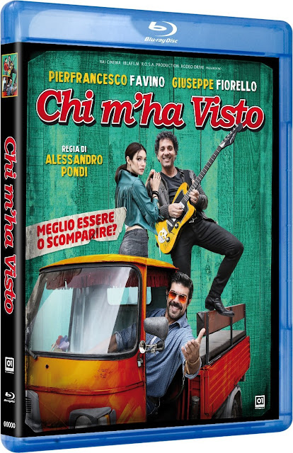 Chi M'Ha Visto Blu-Ray
