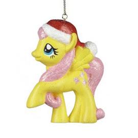 MLP Christmas Ornament Fluttershy Figure by Kurt Adler