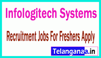 Infologitech Systems Recruitment Jobs For Freshers Apply