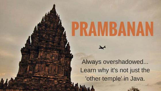 Prambanan Temple - Yogyakarta Indonesia