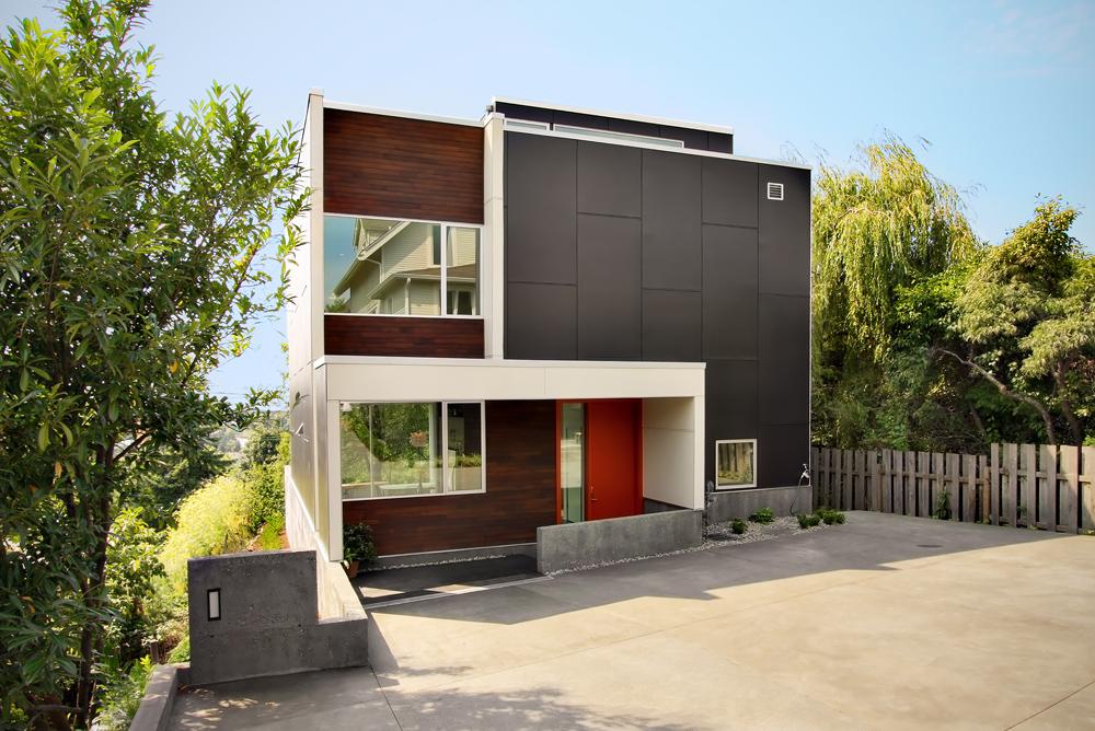 Diseo Fachadas Stunning Ideas Para Fachadas Diseos De Fachadas - Diseo-de-fachadas-de-casas
