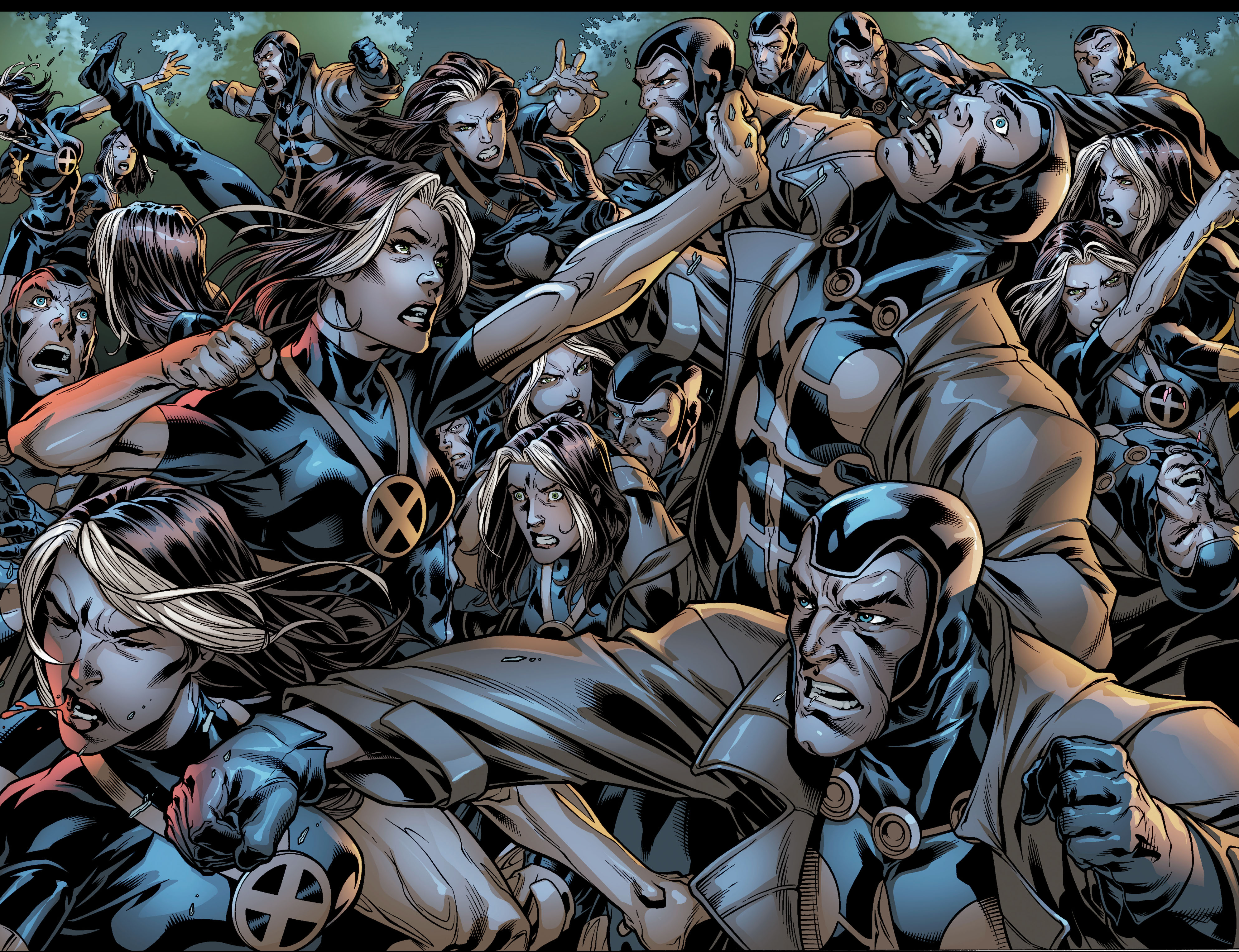 Read online Ultimate X-Men comic -  Issue #100 - 11