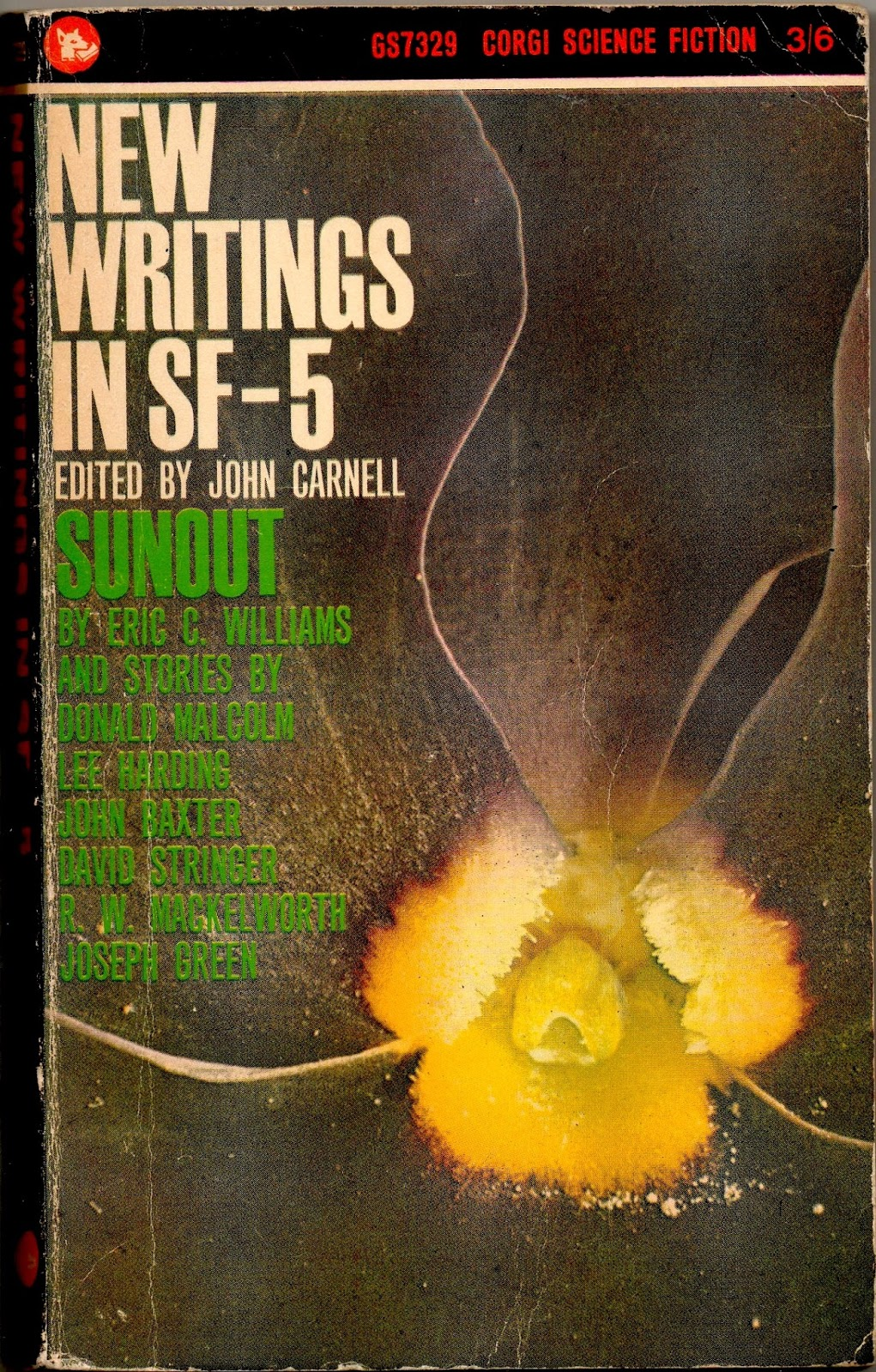 Eight Miles Higher: SF Anthology Series: 'NEW WRITINGS IN SF'
