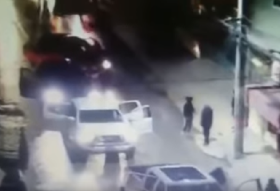 Vídeo, Convoy de Sicarios en Naucalpan es del CJNG