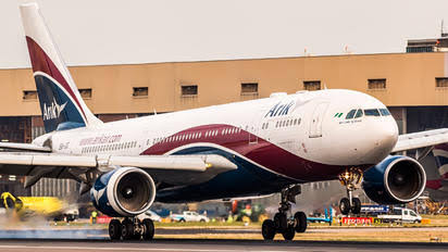 Smoke in Arik Air plane from Lagos forces pilot to declare emergency